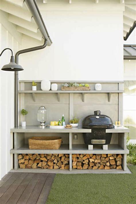 barbecue cuisine barbecue moderne et idées de cuisine extérieure pour l 39 été