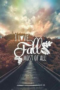 I love Fall most of all … | Fall wallpaper, Fall is here ...