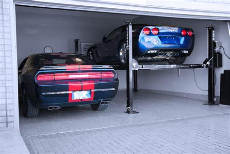 car lifts for garage 2 post 4 post automotive lifts fast equipment 800 225 7234