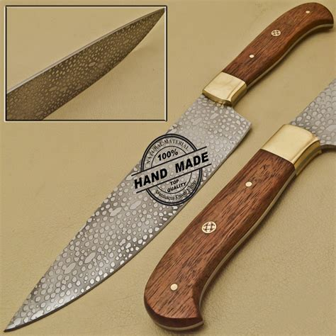 handmade kitchen knives uk damascus kitchen knife custom handmade damascus steel kitchen