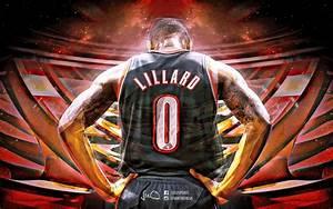 Damian Lillard NBA Wallpaper by skythlee on DeviantArt