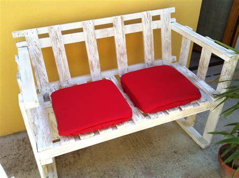 costruire una panchina in legno il divanetto per esterni in stile shabby cose di casa