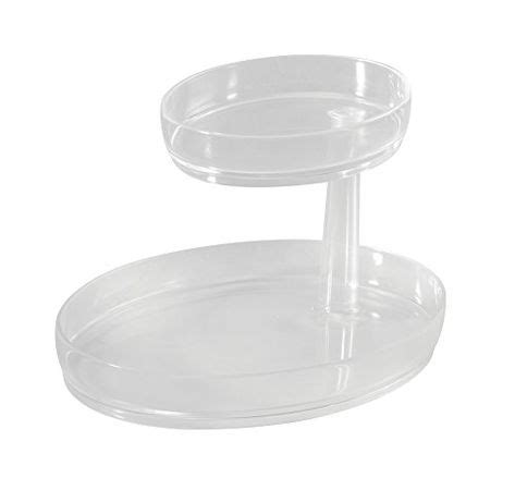 interdesign clarity  tier vanity tray large clear int httpswwwamazoncomdp