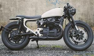 Tristan U0026 39 S Pepper White Honda Cx500