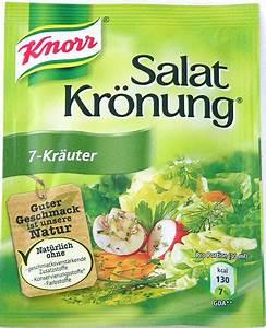 Knorr Salatkrönung Kartoffelsalat : knorr salatkr nung lebensmittelklarheit ~ Lizthompson.info Haus und Dekorationen