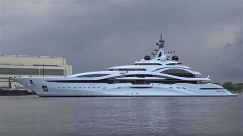 Yacht Videos by See Superyacht Al Lusail Spin On A Dime Video Megayacht