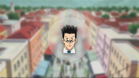 hunter  hunter leorio paradinight hd anime wallpapers