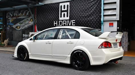 Love This All Race, Championship White Mugen Civic. Nice