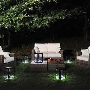 Lumiere Jardin Solaire : lampe solaire de jardin lantern solar la boutique desjoyaux ~ Premium-room.com Idées de Décoration