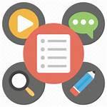 Learning Icon Virtual Training Tools Icons Editor