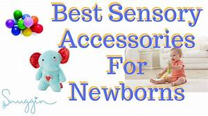 Best Sensory Toys For Newborns