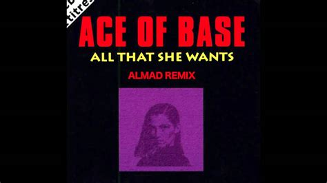 All That She Wants ( Almad Remix )