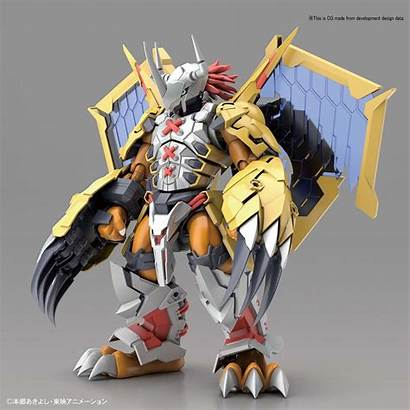 Digimon Wargreymon Amplified Figure Ver Kit