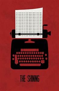 The Shining Minimalist Poster by miserym on DeviantArt