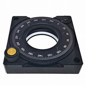 Pt Sd205 R Axis Manual Rotation Stage  Rotating Platform
