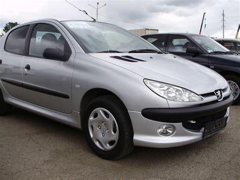 2007 Peugeot 206 Sedan Wallpapers 14l Gasoline Ff
