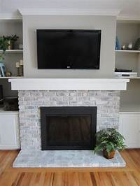 brick fireplace remodel 25+ Best Ideas about Brick Fireplace Remodel on Pinterest   Brick fireplace makeover, Update ...