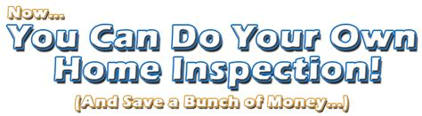 member  home inspection checklist