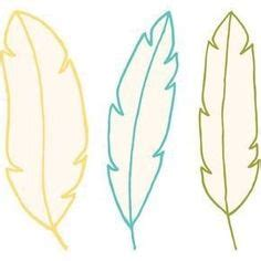 feather template images feather feather