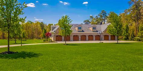 Burlington County's 2nd Most Expensive Home- 8 Car Garage