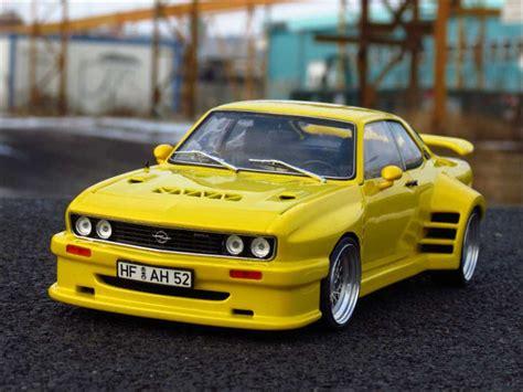 opel manta kaufen opel manta a gelb kit carrosserie sur mesure jantes en nid d abeilles norev modellauto 1 18