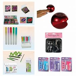Ladies Gents Boys Girls Manicure U0026 Pedicure Items Products