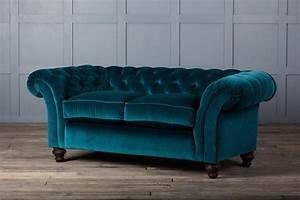 Blue velvet sofa canada wwwredglobalmxorg for Tufted sectional sofa canada