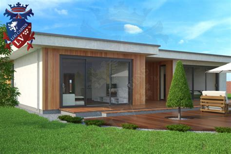 3 Bedroom Passive Timber Frame Bungalow