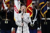 Super Bowl: Pink's Brother Salutes During Anthem - Simplemost