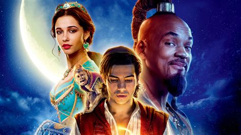 Disney Aladdin Genie 2019