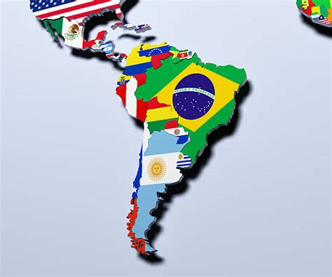 america images latin america map pictures images and stock photos istock