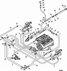 34 Mercruiser 5 0 Wiring Diagram