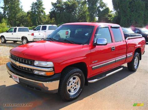 Chevrolet Silverado 2000 by 2000 Chevrolet Silverado 1500 Ls Extended Cab 4x4 In