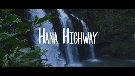 Exploring The Incredible Hana Highway  (maui, Hawaii