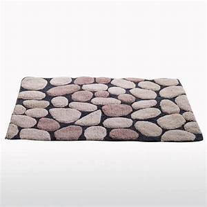 galet salle de bain pas cher With tapis de bain 120x70