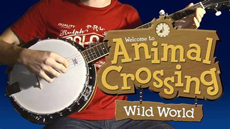 animal crossing wild world main theme chords chordify