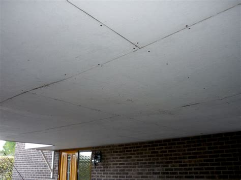 asbestos ceiling boards  garage shelly lighting