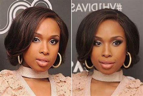 Photo Gallery Of Jennifer Hudson Bob Hairstyles (viewing