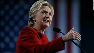 Hillary Clinton delivers painful concession speech ...