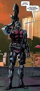Deathlok on Agents of SHIELD Character Design - Artist ...