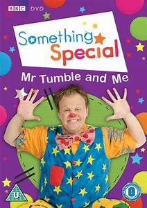 Something Special: Mr Tumble and Me DVD