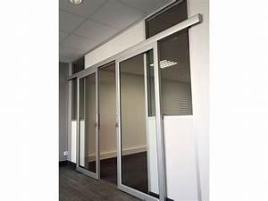Porte Coulissante Vitree : porte coulissante vitr e ~ Dode.kayakingforconservation.com Idées de Décoration