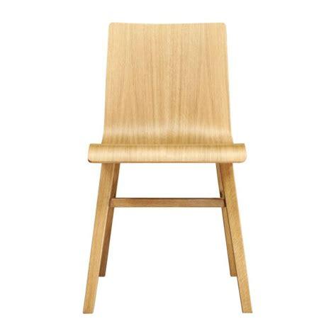 chaise en chêne massif ply ii chaise en chêne massif habitat