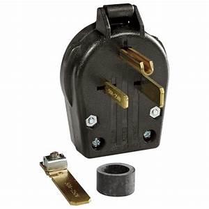 Hobart Power Plug  U2014 230 Volt Male Plug