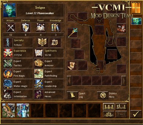 mod design team update  heroes  wake  gods portal