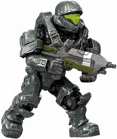 Mega Spartan Buck Halo Unsc Construx Bloks