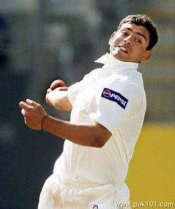 Gallery > Cricketers > Saqlain Mushtaq > Saqlain Mushtaq ...