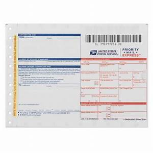 priority mail express label uspscom With express shipping label