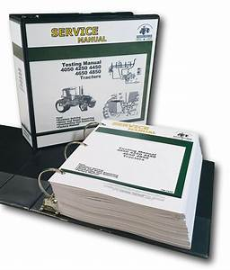 Business  U0026 Industrial Testing Service Manual For John