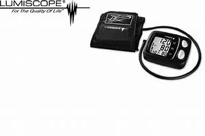 Download Lumiscope Blood Pressure Monitor 1133 Manual And